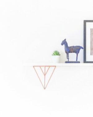 Étagère-design-triangle-lot-de-2-supports-BF13-Couleur-cuivré-04