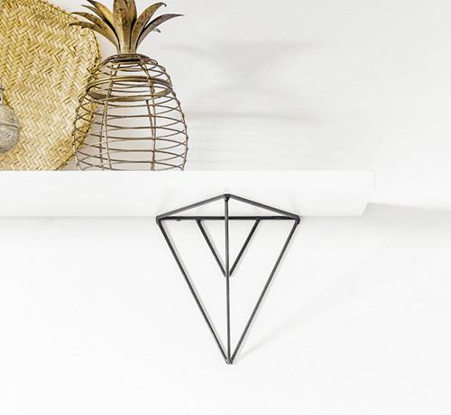 Étagère scandinave triangle-007